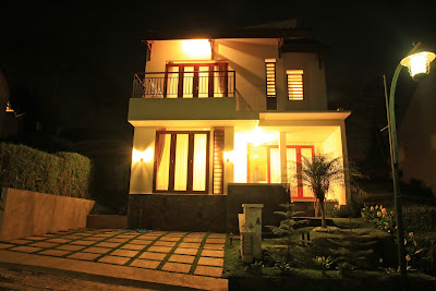 Villa di Bandung yang Bagus