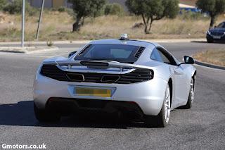 McLaren P13