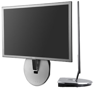 AOC i2353Fh LCD Full HD LED backlight IPS monitor with Wall-Mount