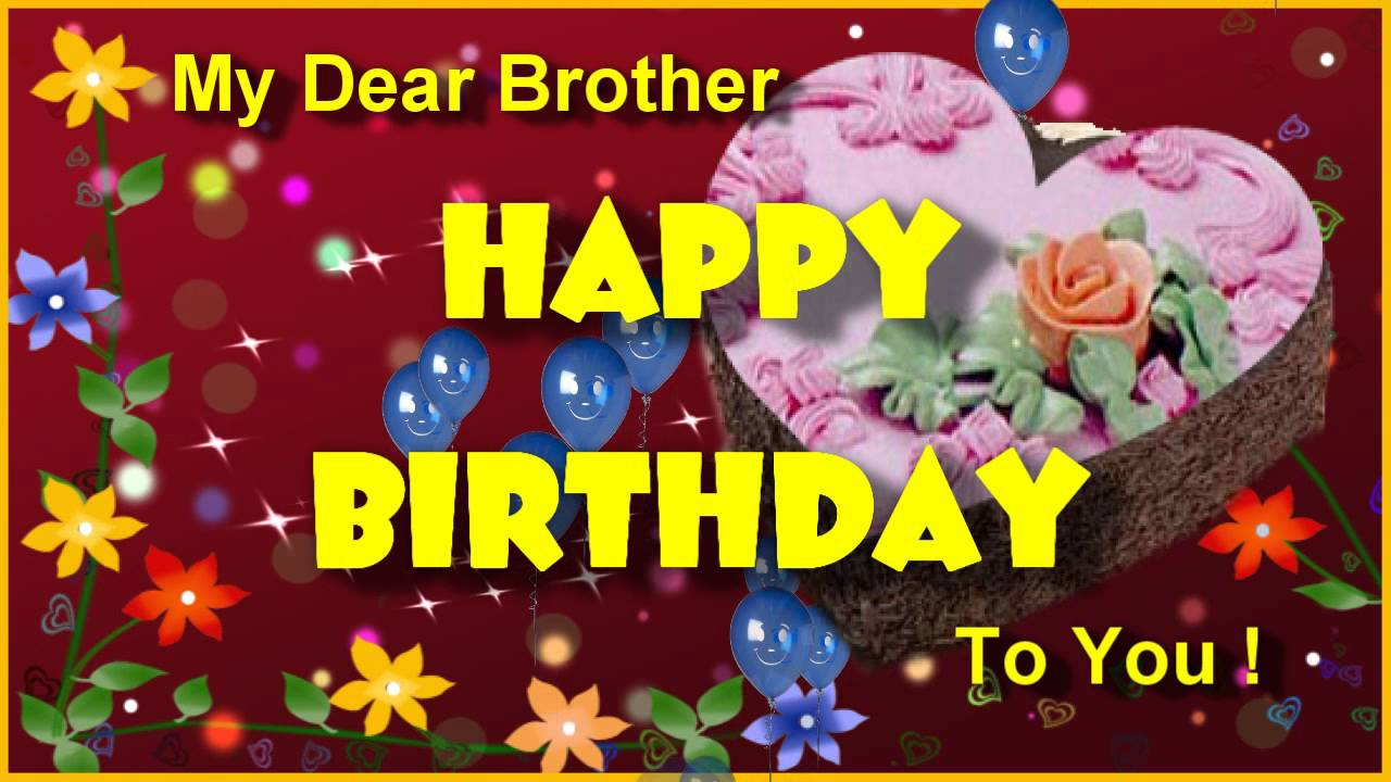 Birthday wishes for brother 2015 happy birthday wishes for brother thank you for my kristyandbryce Image collections