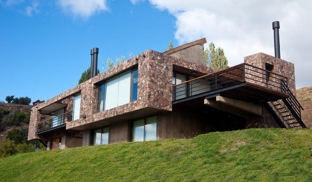 Arquitectura critica casa club de campo pe on del lolog servente larrazabal - Casas de campo embargadas en lorca ...