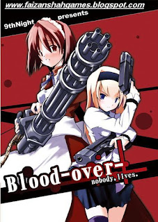 Blood over game cheats