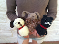 Crochet a Petting Zoo $5.00