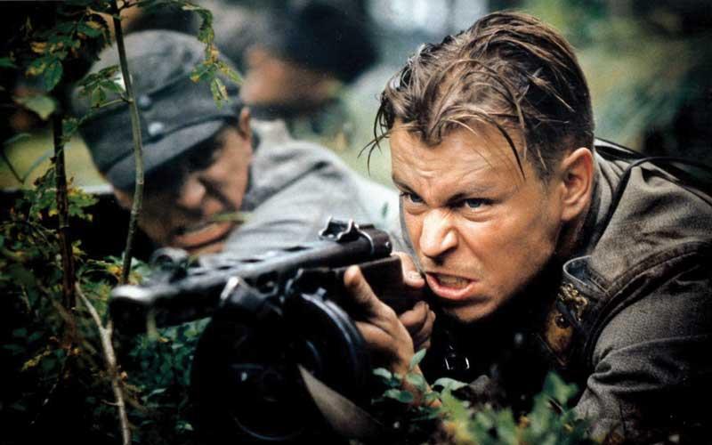 krigsfilmer