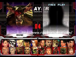 Tekken 3 Games