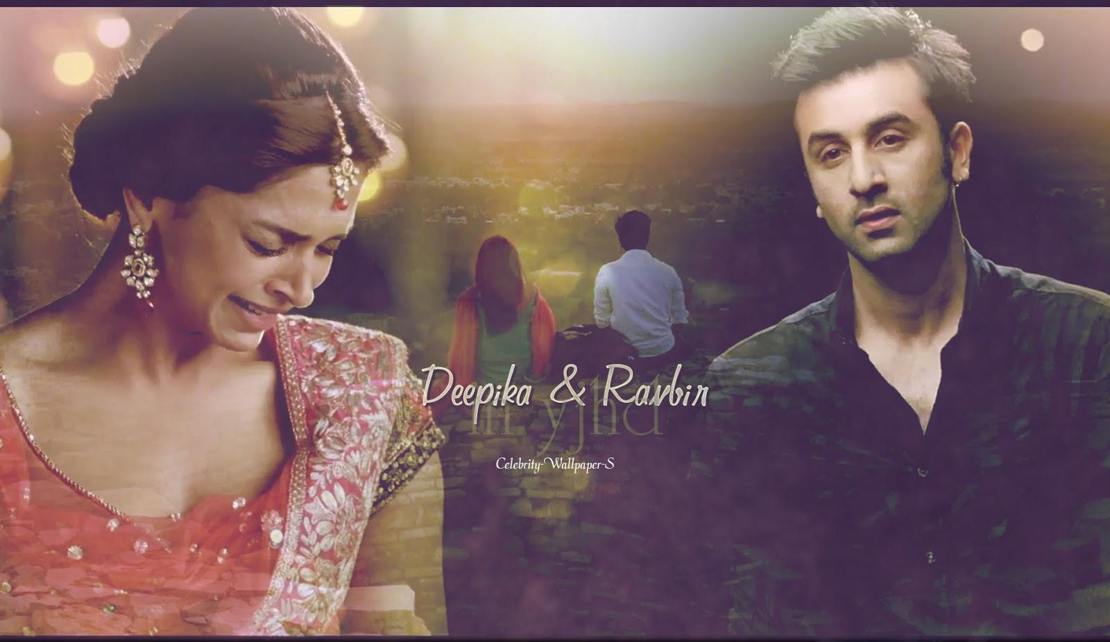 Deepika Padukone Ranbir Kapoor wallpaper YJHD HQ Yeh ...