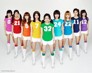 Girl's Generation (SNSD) hd Wallpaper