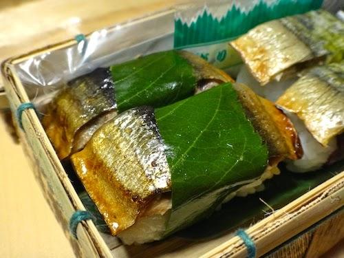 三陸秋刀魚岩手箱