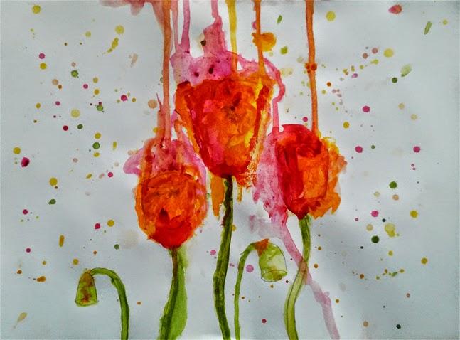 Krishna's- Poppies-JBTtutorial-HuesnShades