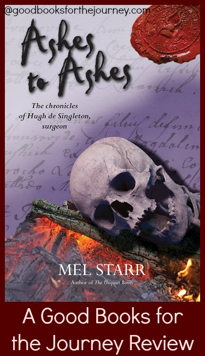 Review of Ashes to Ashes, a medieval mystery