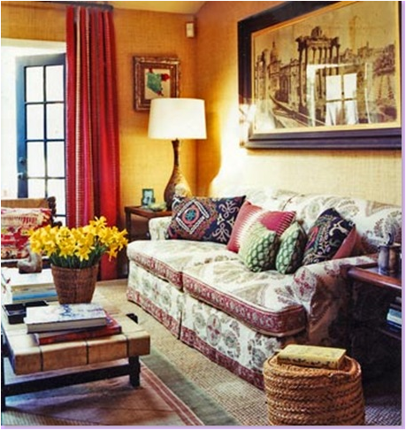 English Country Living Room. English Country Living Room Design Ideas  Home Decorating