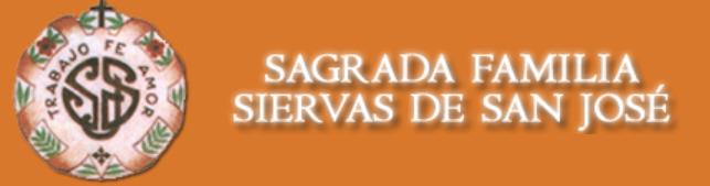 Sagrada Familia - Siervas de San José