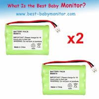 baby monitor batteries