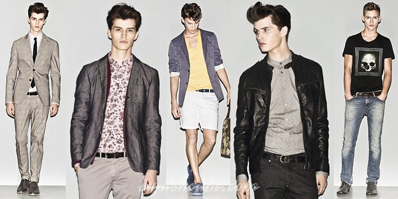 Sisley Spring Summer 2013 Collections