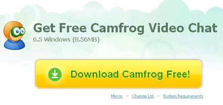 Install Camfrog 6.5