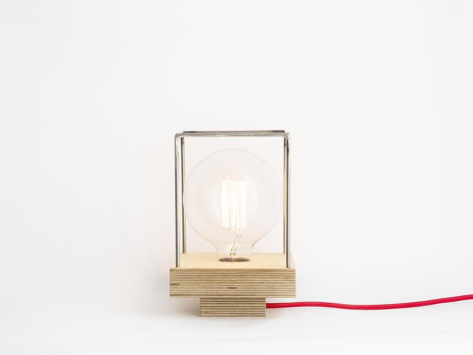 Trae shop: lámpara cube