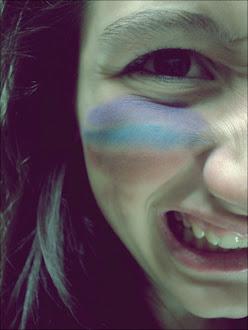 que los rasgos de mi cara no te impidan ver mi ser.
