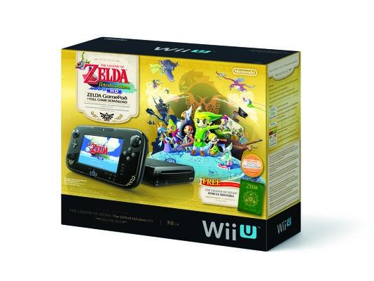 The Legend of Zelda: Wind Waker HD Wii U Bundle