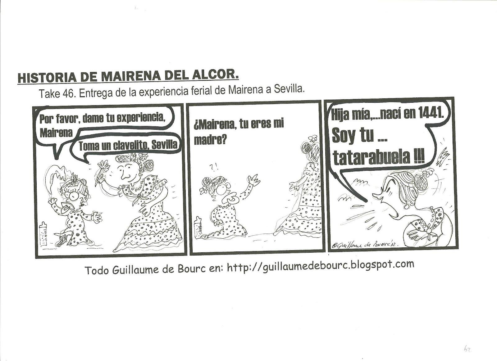 Historia de Mairena. Especial Feria.