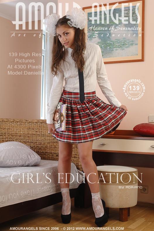 AmourAngels9-07 Daniella - Girls Education 03250