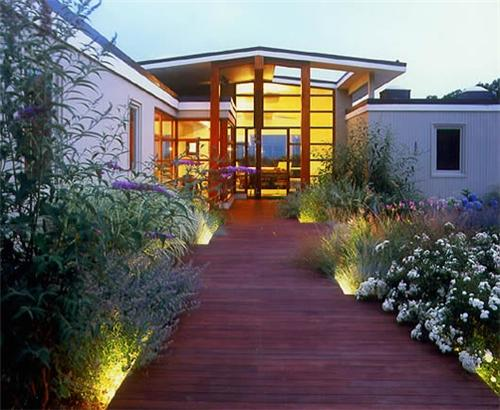 Tips for Lighting Up Your Front Yard Landscape Design ~ Landscape