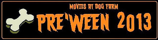 Movies At Dog Farm Pre'Ween 2013 logo