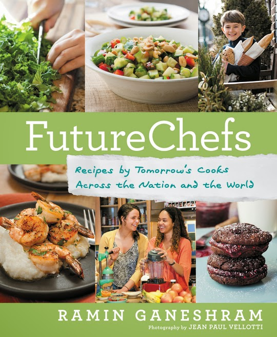 Logan Guleff MasterChef Junior FutureChefs Cookbook