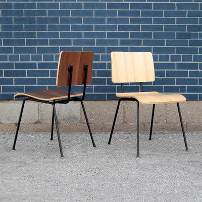 Gus Modern Schoolhouse Chair
