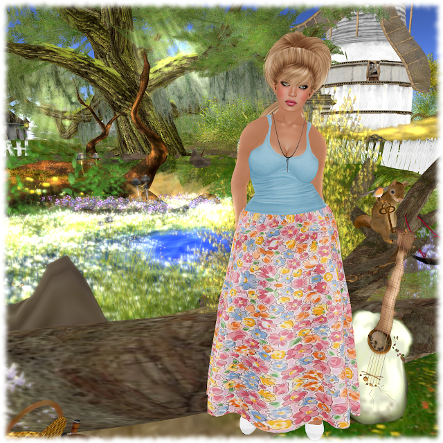 FlowerChild A Glimpse from Hair Fair 2012