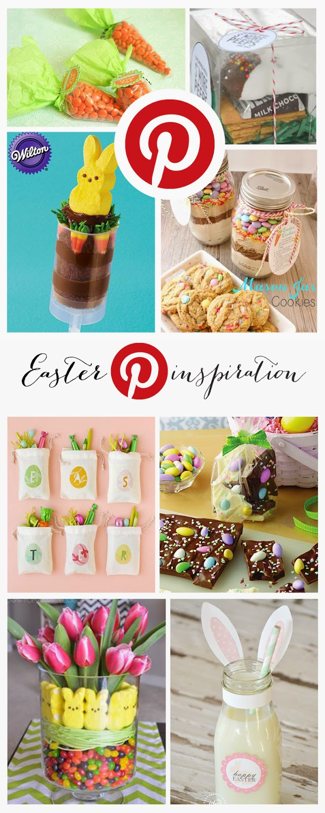 Easter inspirational ideas from our Pinterest board | Creative Bag
