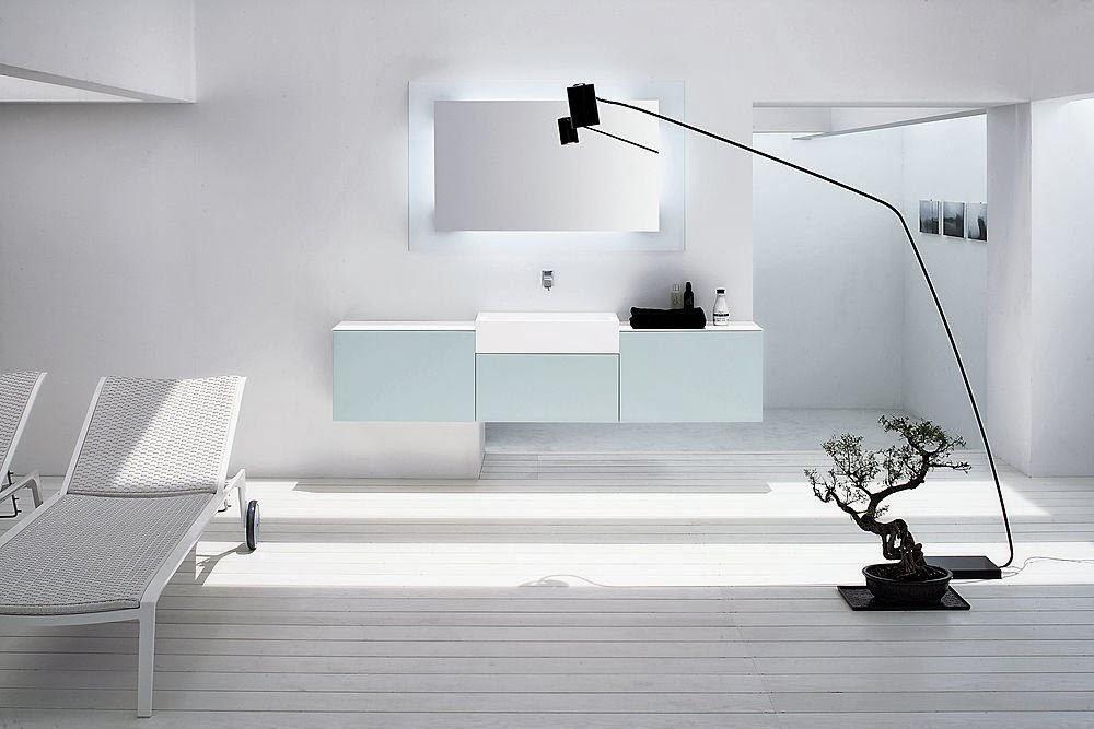 MAMPARAS-OFERTAS.COM: Cuartos de baño minimalistas
