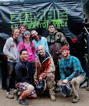 Zombie Run 2012