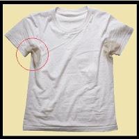 Πώς βγαίνει η κιτρινίλα από τα ρούχα;
