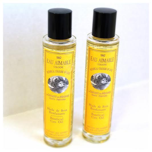 Venus loves virgo le couvent des minimes cologne of love for Le couvent des minimes parfum