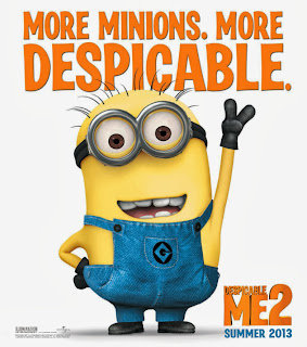 Poster Film DESPICABLE ME 2