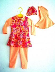 baju renang anak sbap 60 ini merupakan baju renang anak perempuan