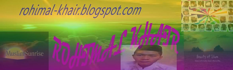 ROHIMAL KHAIR