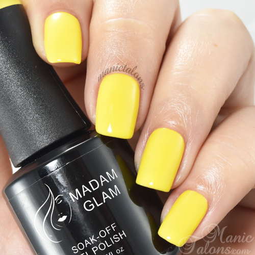 Madam Glam Halo Swatch