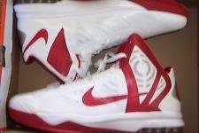 Nike Womens Air Hyperaggressor TB Basketball Shoes 524871 401