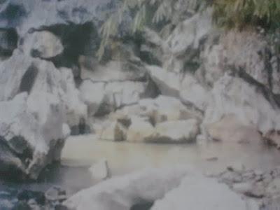 Lembah sarongge dihuni oleh hantu wanita