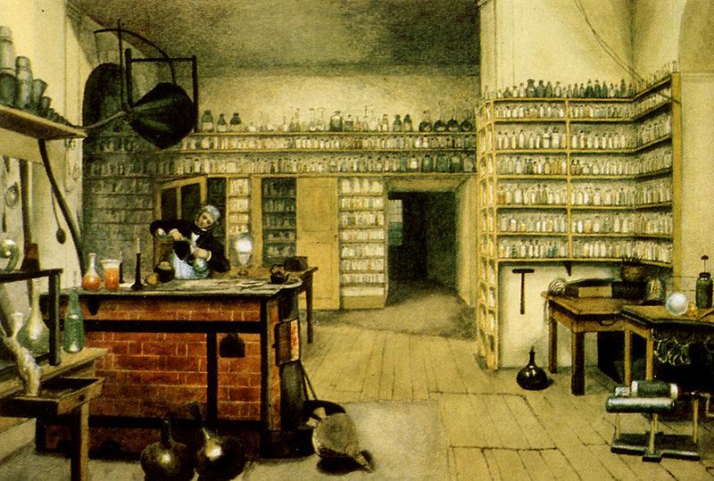 Resultado de imagen de Faraday investigador infatigable