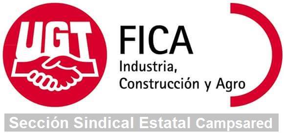 Sección Sindical Estatal UGT-FICA CAMPSARed