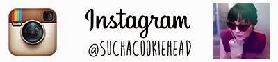 Instagram @suchacookiehead