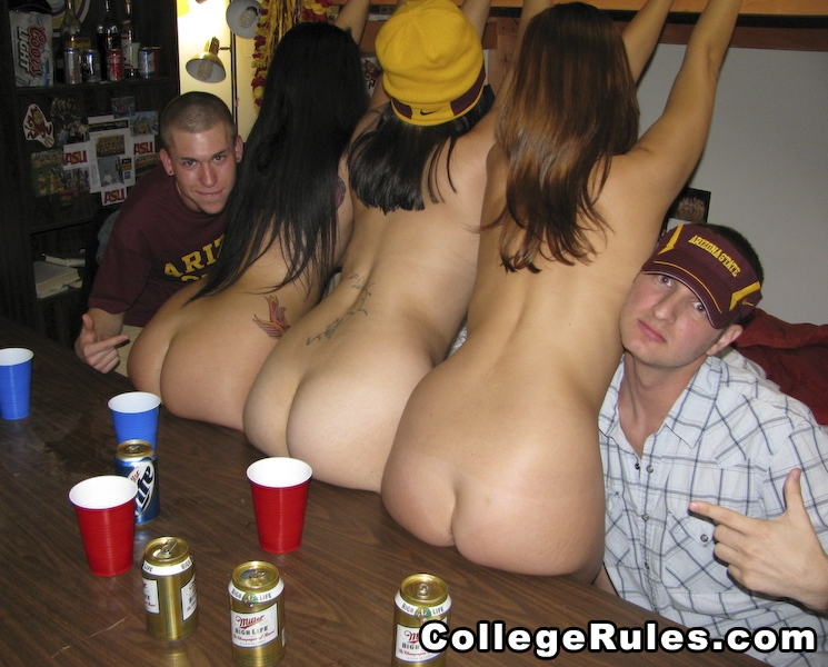 College Rules Morally Corrupt Usa