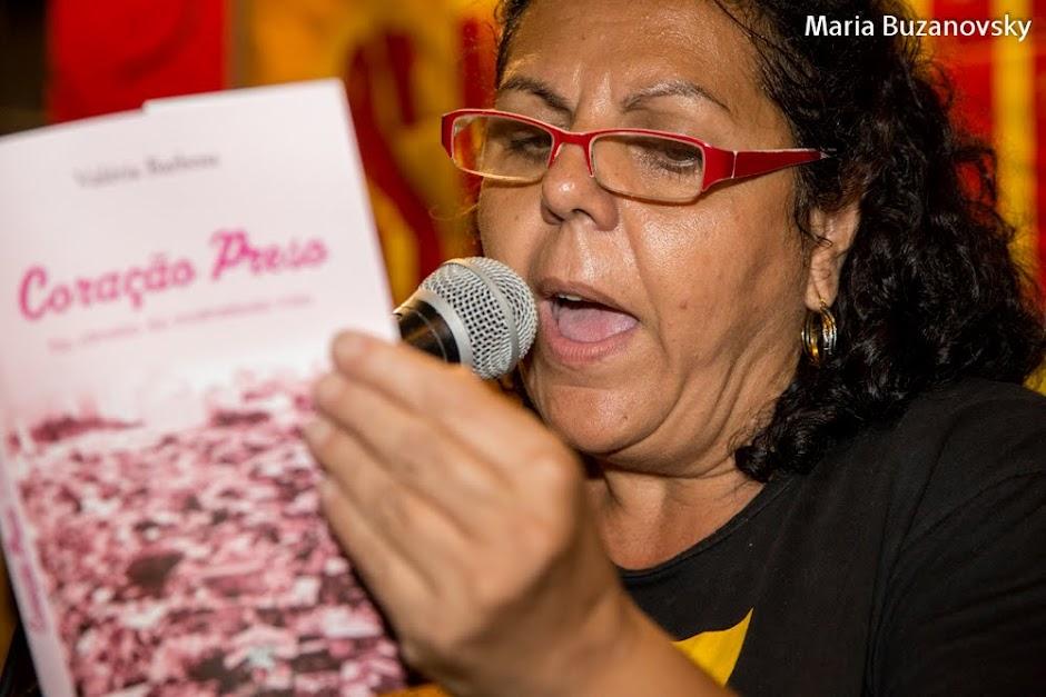 Valéria Barbosa da CDD-RJ