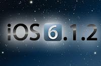 iOS 6.1.2 logo