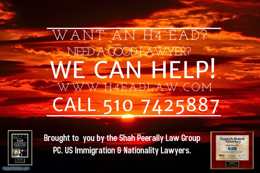 H4 Work Authorization, Work Permit or H4 EAD and H4 Visa Issues ...