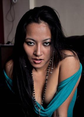Model Pooja Basu Hot Boobs