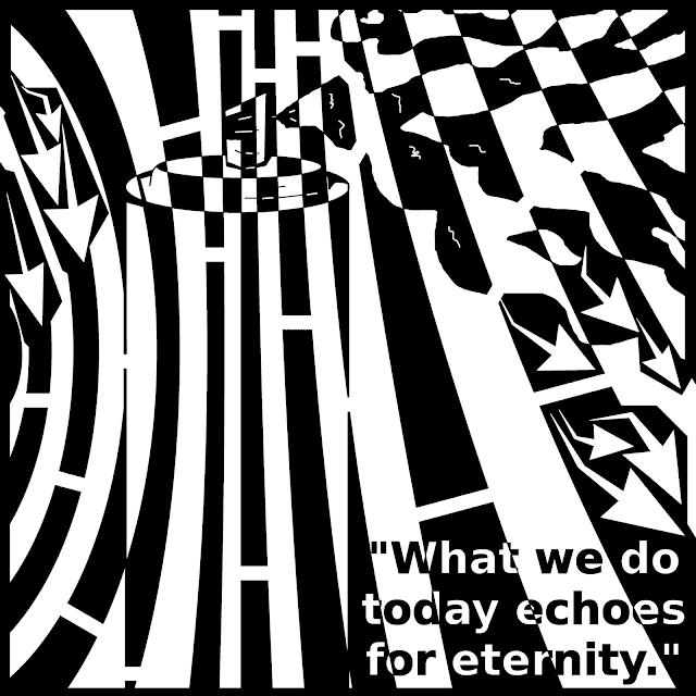 marcus aurelius quote maze