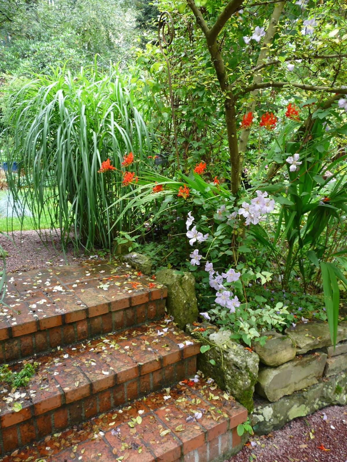 carnet de balades dans l 39 orne en normandie le jardin retir bagnole de l 39 orne. Black Bedroom Furniture Sets. Home Design Ideas